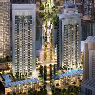 emaar apartments dubai